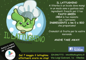 Il Lattughino Insalateria